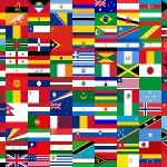 La Nazionale, produzione e vendita bandiere