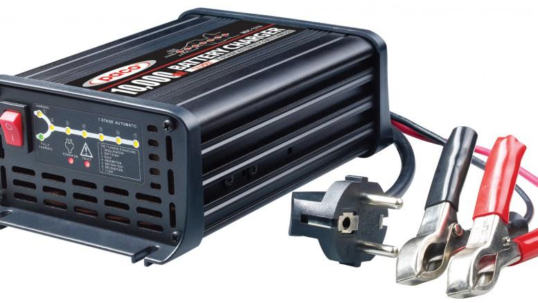 caricabatterie industriali