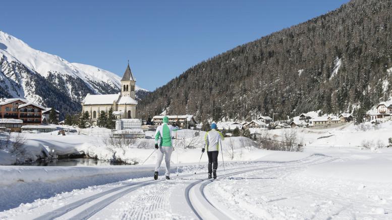 Vinschgau Marketing Sulden Skitouren Schneeschuh Langlaufen 23.02.2014