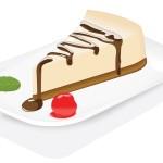 Cheesecake alla Nutella, il gusto del cioccolato in un fresco dessert