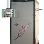 Generatore ad alta frequenza per presse da legno