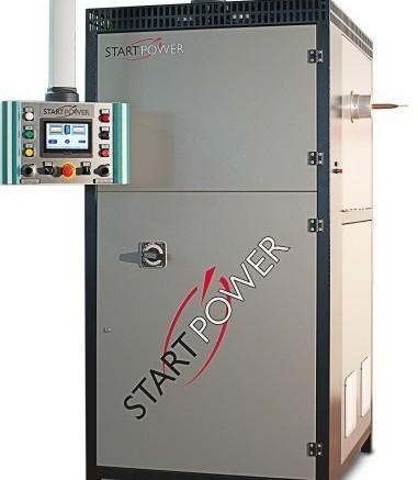 Start Power - Generatore ad alta frequenza per presse da legno