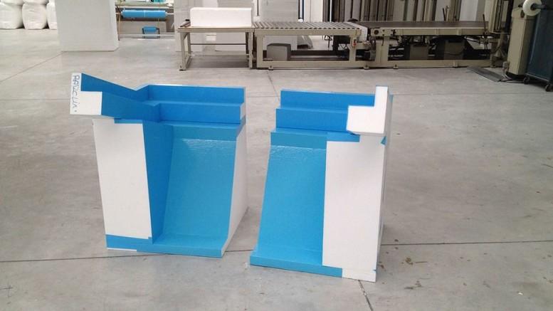 polibox modanature in polistirolo