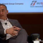 Renato Mazzoncini, da tutto il mondo per le ferrovie del futuro