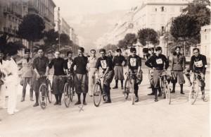Immagine con Carbone Gennaro, ciclista professionista nel 1928