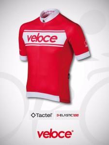 Maglia tecnica da ciclismo VELOCE