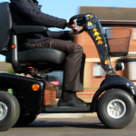 Scooter per disabili per la riconquista dell'autonomia