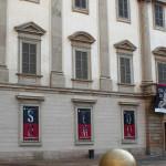 Il palazzo Reale di Milano
