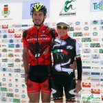 1000grobbe bike challenge al day one, Visinelli e Stropparo domano la Lavarone Bike